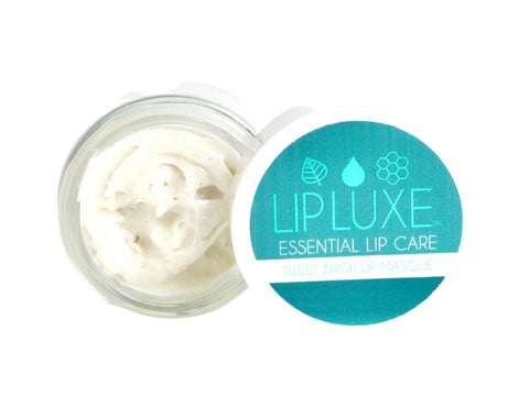 New! Sweet Birch Lip Masque