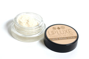 New! Creme Brulee Lip Scrub Mini