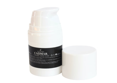 New! Cadmar Shave Soap
