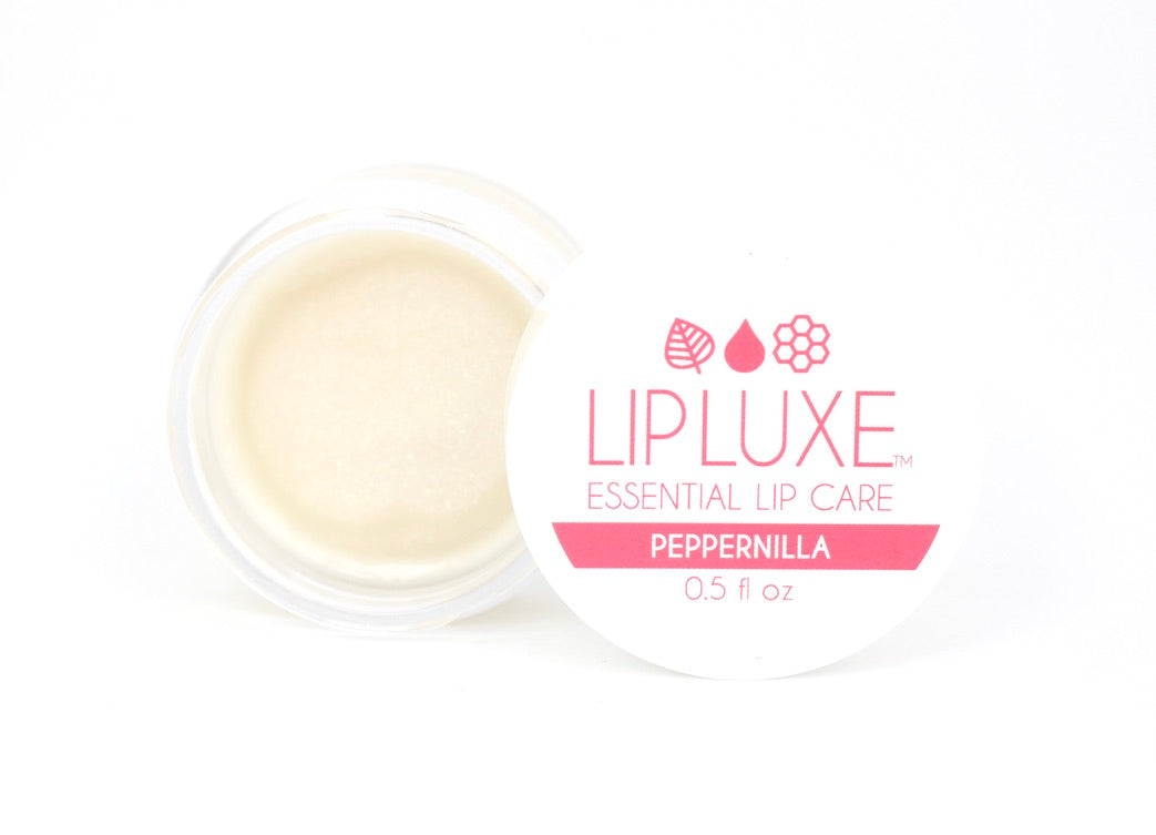 New! Peppernilla Lip Balm