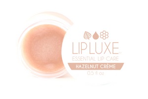 New! Hazelnut Creme Lip Balm
