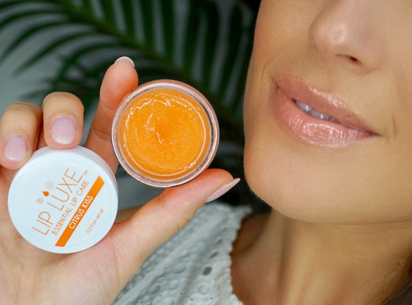 New! Citrus Kiss Lip Balm