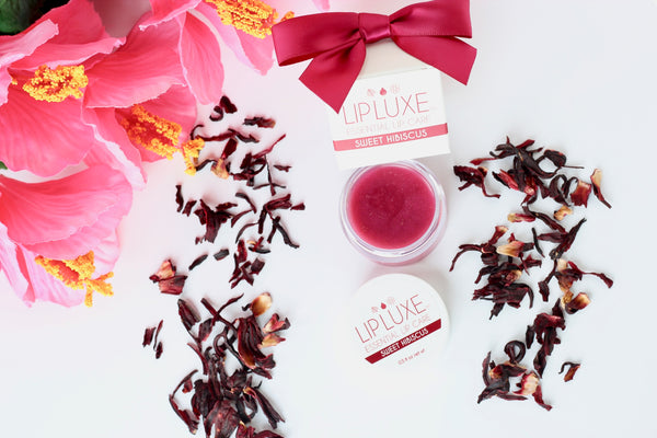 New! Sweet Hibiscus Lip Balm