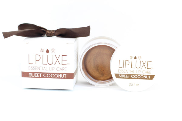 New! Sweet Coconut Lip Balm