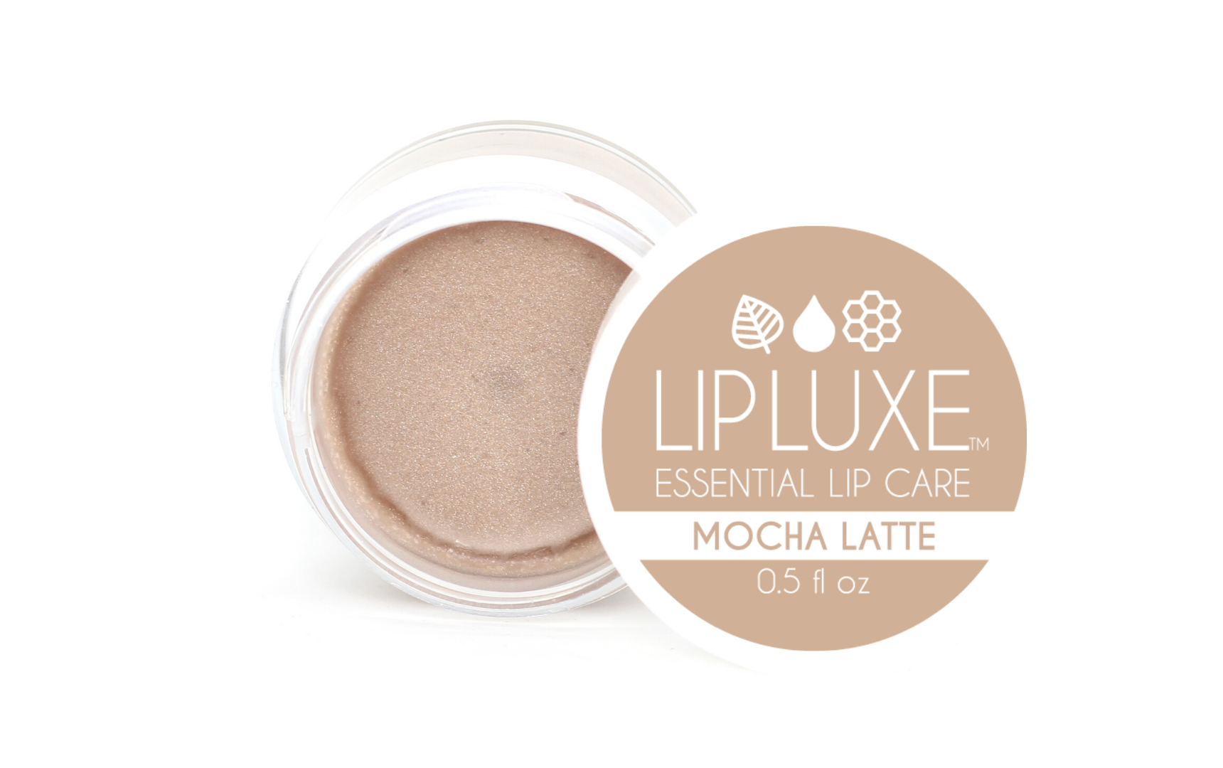 New! Mocha Latte Lip Balm