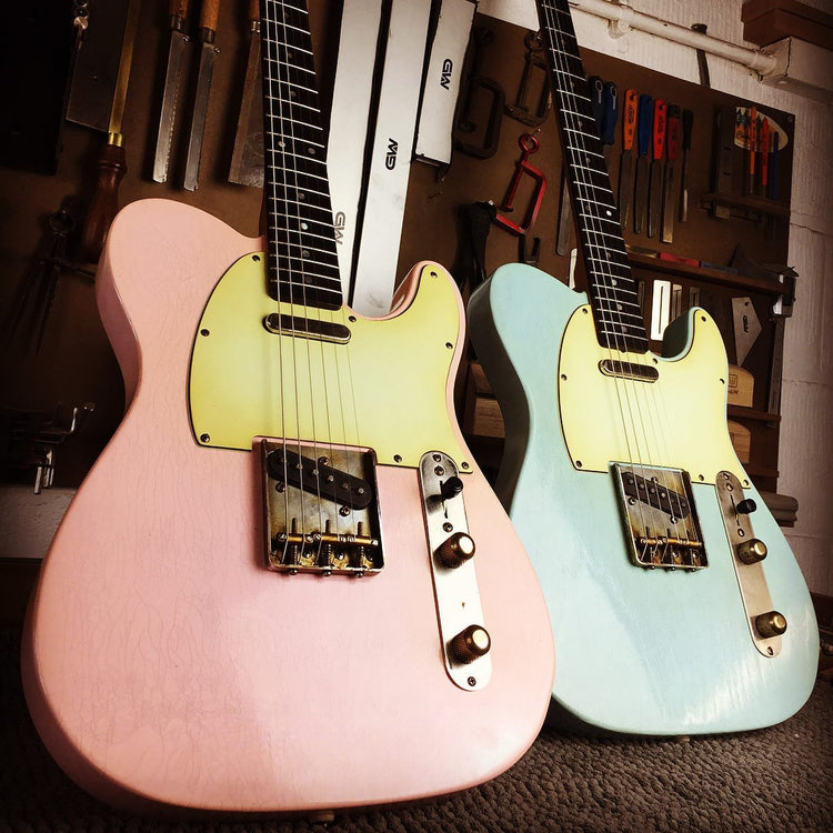 Changes are Afoot at Fraser Guitars