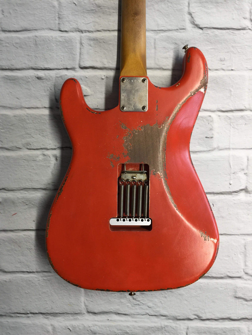 VSS Fiesta Red Medium Relic 60s