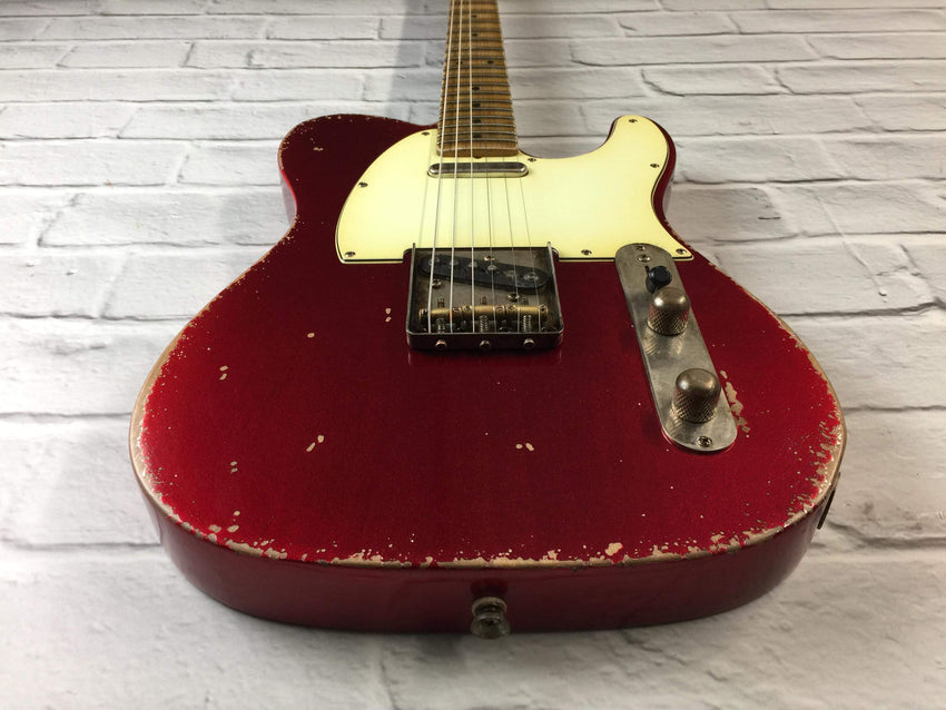VTS Candy Apple Red Light Relic 60s