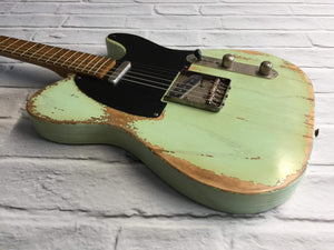 VTS Translucent Surf Green Medium Relic 50s