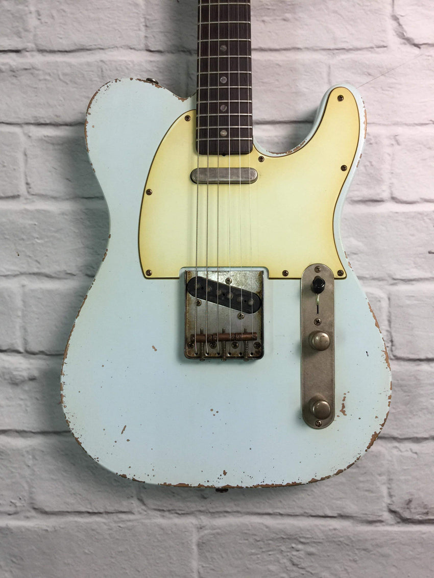 VTS Sonic Blue Light Relic 60s