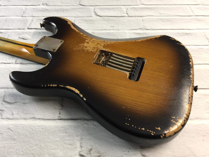 VSS Tobacco Burst Medium Relic Ash 54