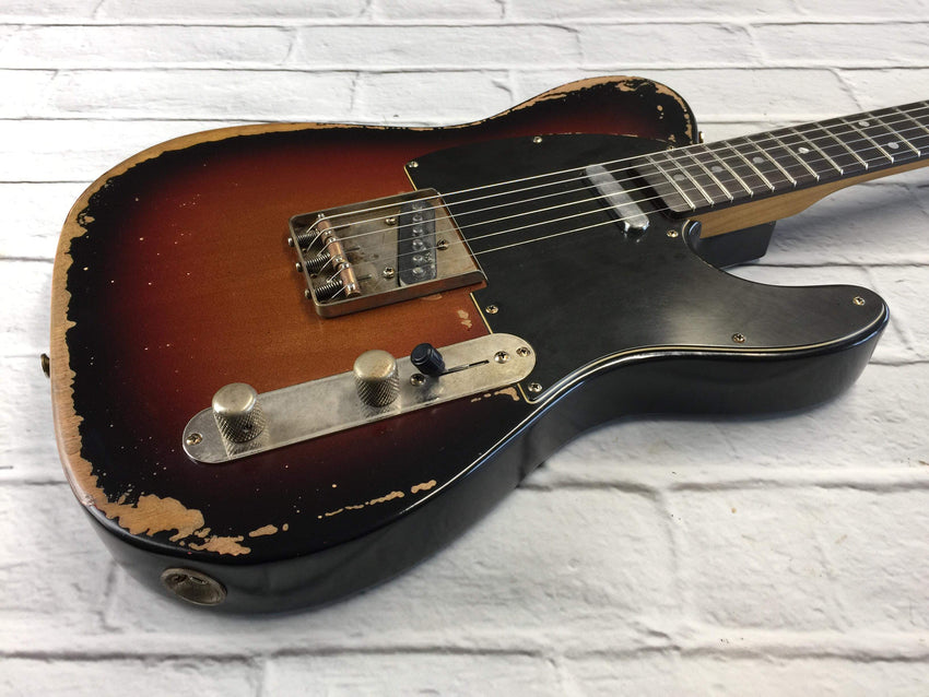 VTS Sunburst Light Relic 60s