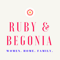Ruby and Begonia