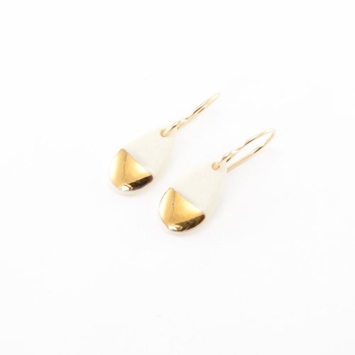 Teardrop Earrings (gold)