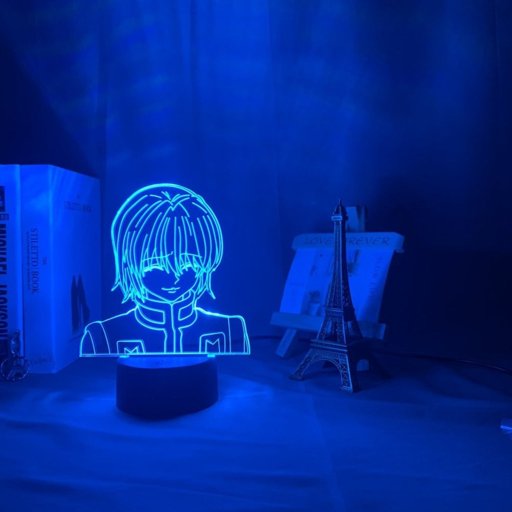 lampe kurapika hunter x hunter