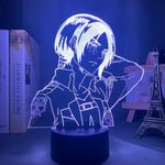 ymir attack on titan lampe