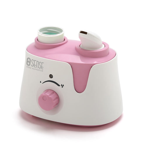 Sense Magic Humidifier with Water Bottle Tank - Pink