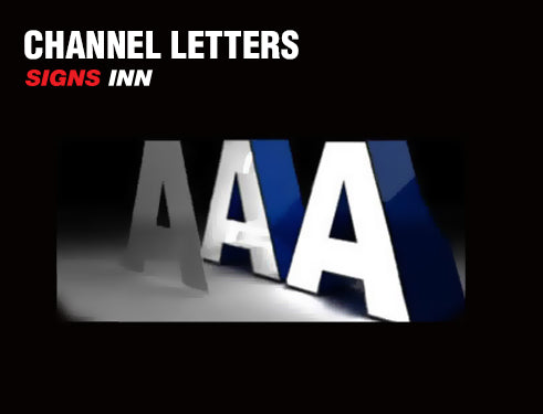 LED Channel Letters