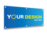 8' x 4' Custom Full color banner.