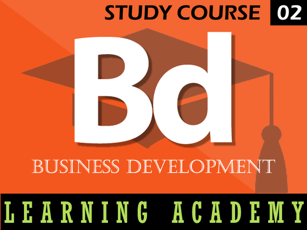 Course02 - Bd (Business Development)