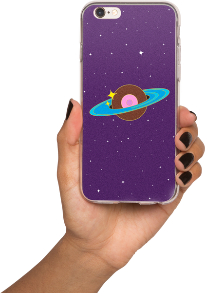 Space Boob, iPhone cases