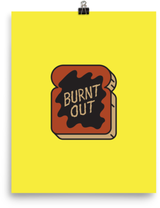 Burnt Out Poster