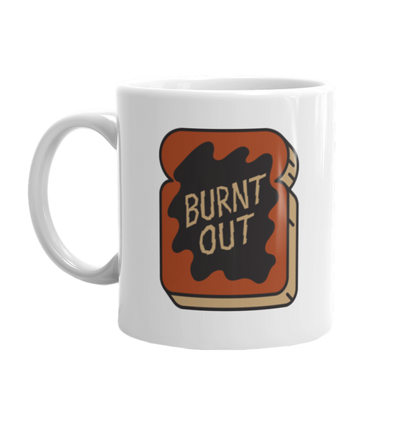 Burnt Out Mug