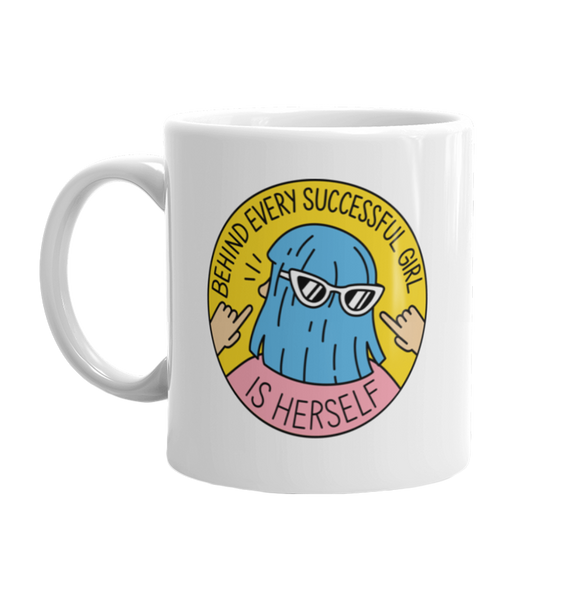 Successful Girl Mug