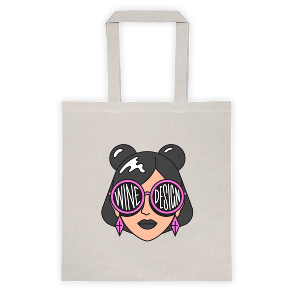 Wine & Design Tote bag