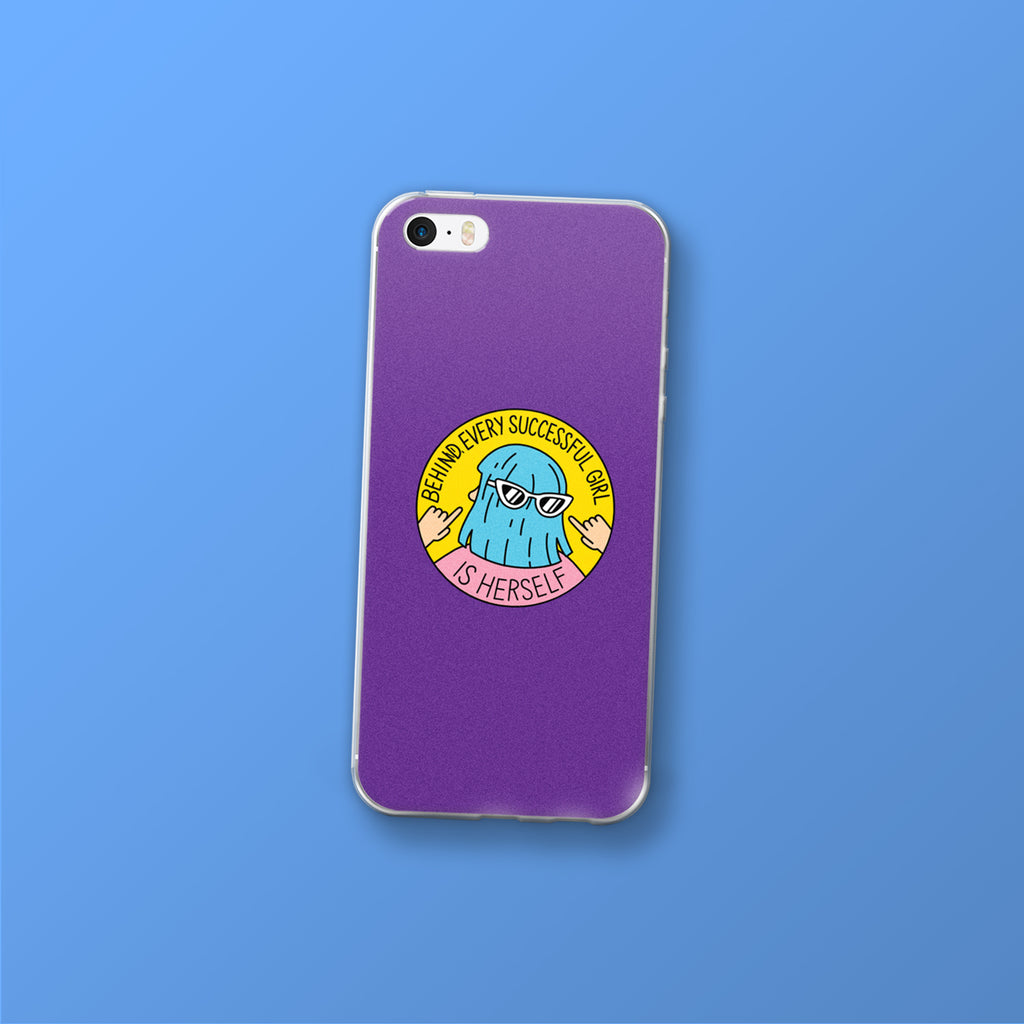 Successful Girl, iPhone cases