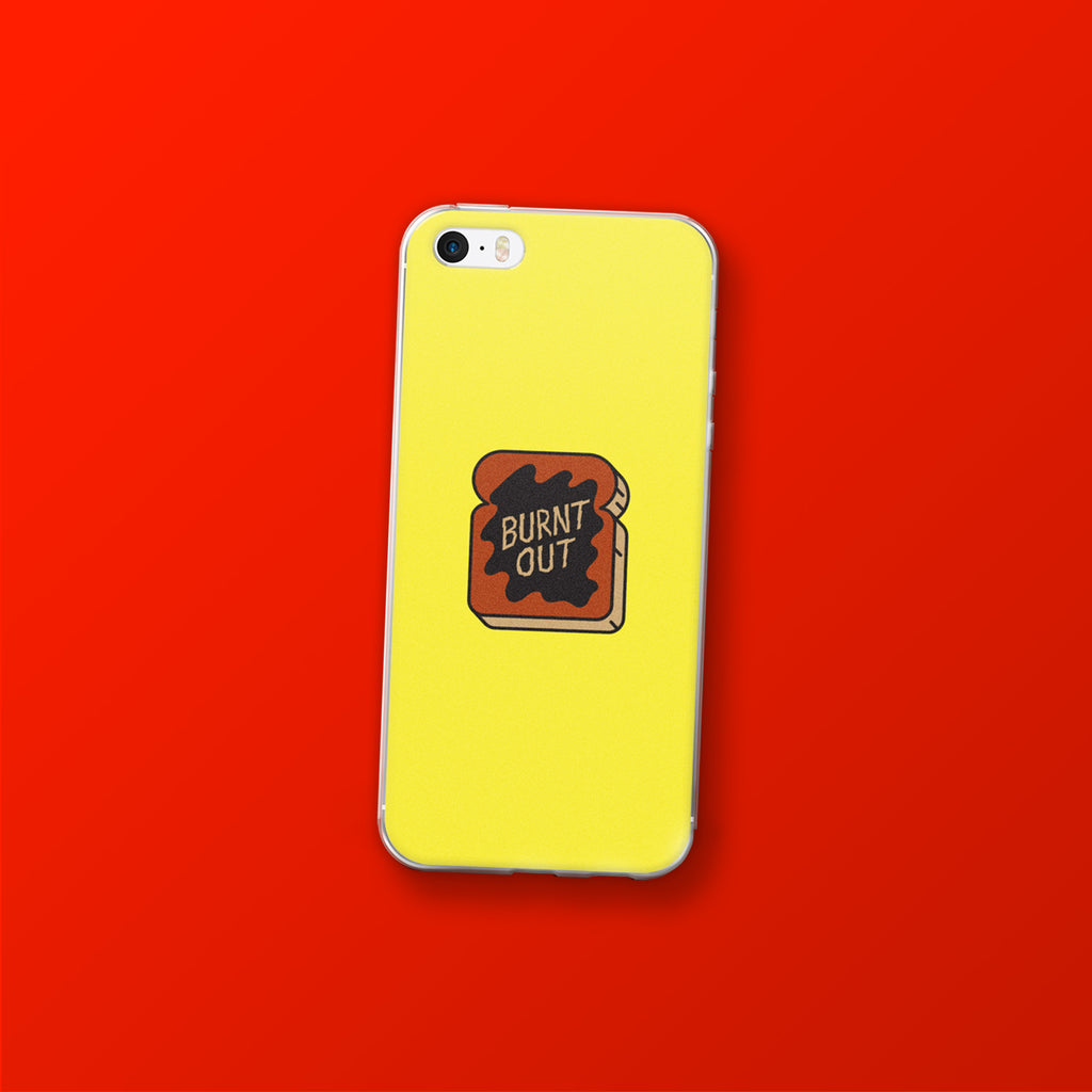 Burnt Out, iPhone cases