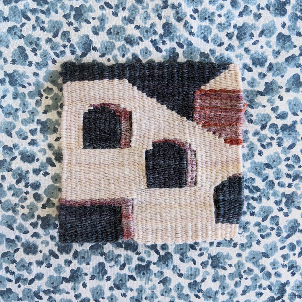 Cleo Malone Handmade Woven Tapestry No. 2