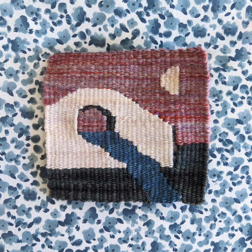 Cleo Malone Handmade Woven Tapestry No. 3