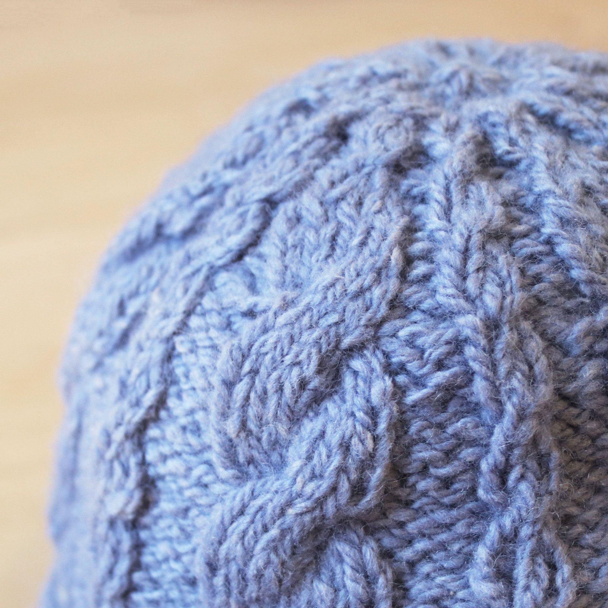 Cabled Hat No. 1