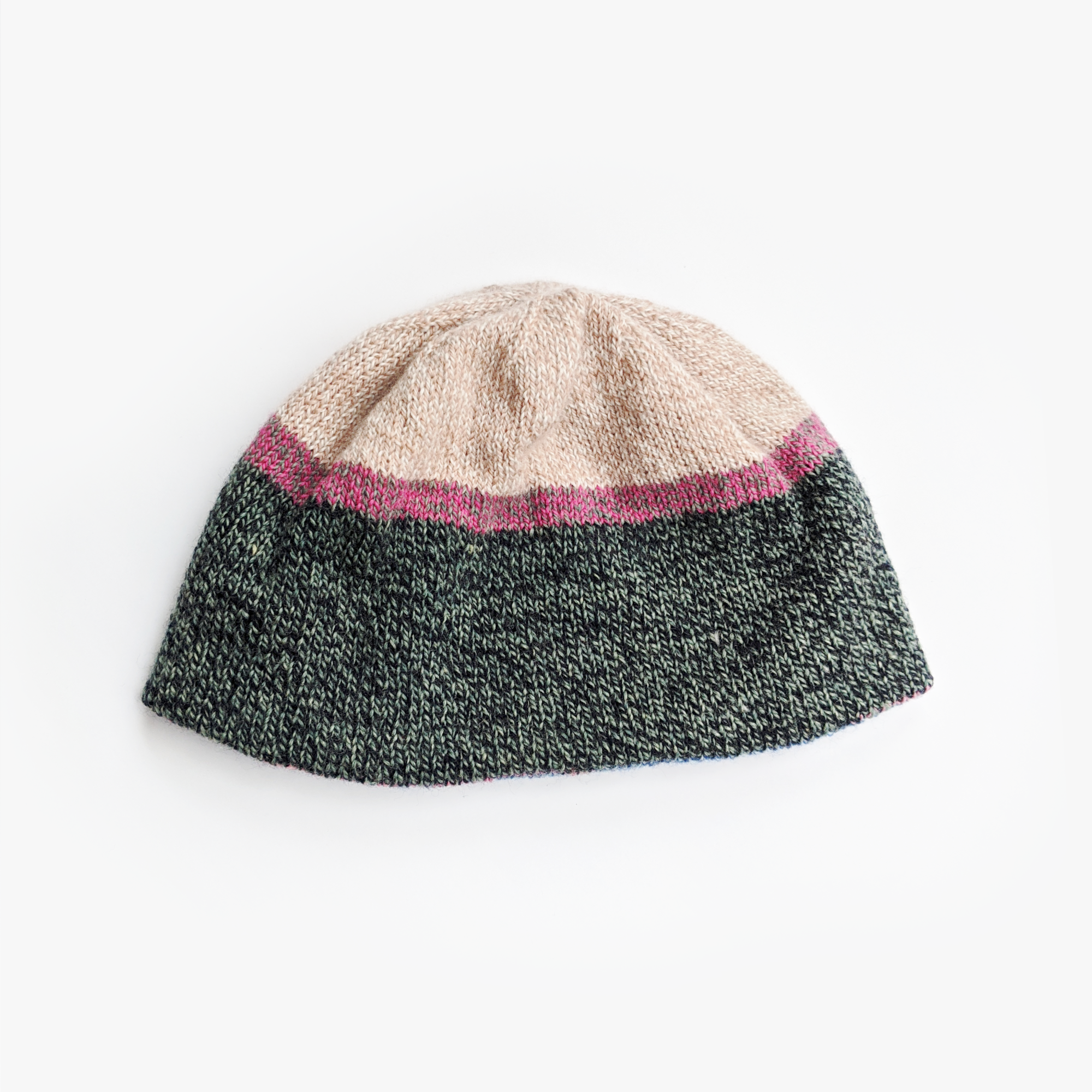 Double Layer Hat No. 2