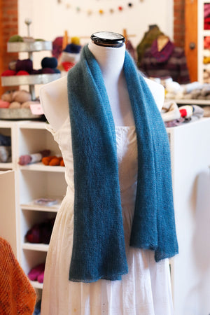 Easy Tube Scarf