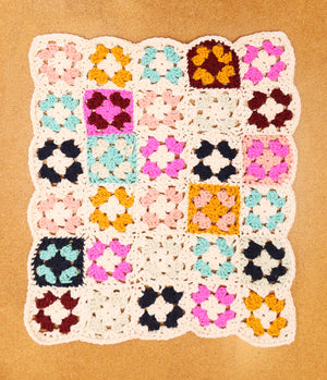 Granny Square Blanket No. 2
