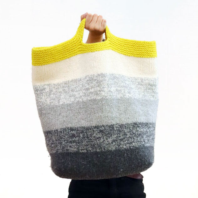Felted Market Bag No. 2