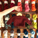 Worsted Pullover No. 1 - Baby & Child Sizes