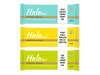 24 x 40g Mixed Case Peanut, Lime and Cacao bars - Hala Bar