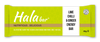 24x40g Lime, Chilli & Ginger Energy Bar - Hala Bar