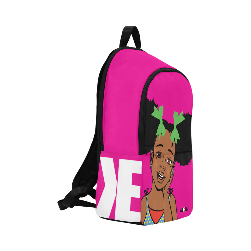 Summer Pink Backpack