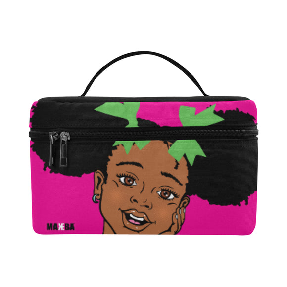 Summer Pink Lunch Bag