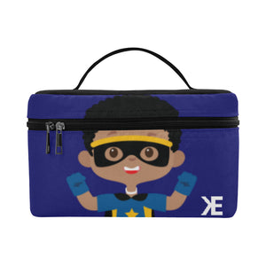 Superhero Blue Lunch bag