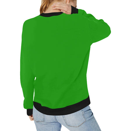 Chelini GreenApple  Sweatshirt