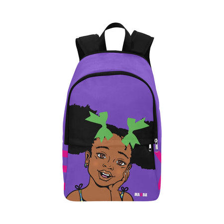Summer Purple Backpack