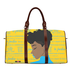 Simone Yellow Affirmations Small