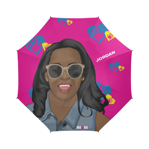Custom Umbrella (with illustration)