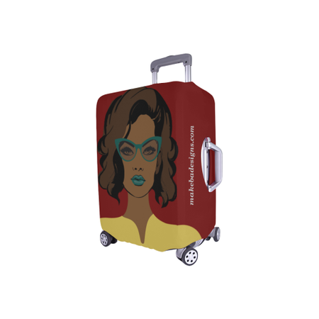 Shenese Luggage Cover