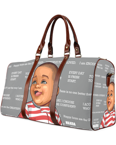 Custom Travel Bag (with illustration)